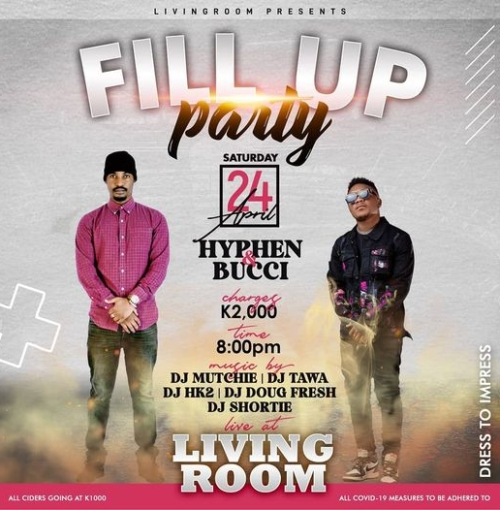 Fill Up Party