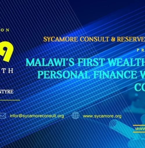 Wealth Creation & Personal Wellness Conference