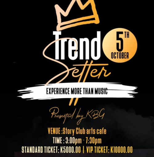 Trend Setter Experience more than Music