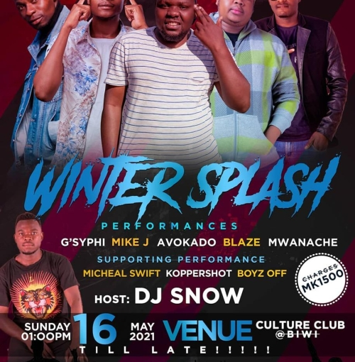 Winter Splash Music Show