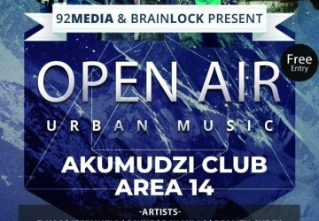 Open Air Urban Music