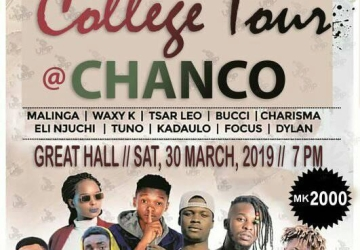 UMP College Tour At Chanco