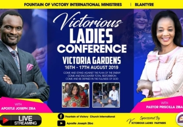 Victorious Ladies Conference 2019