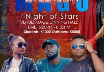 Mr & Miss MAGU (Walk In The Red In The Red Carpet) |Night Of Stars|