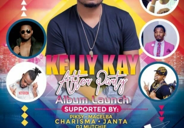 Kell Kay's After Party Album Launch