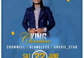 Victorious Lodge Presents King Chambiecco