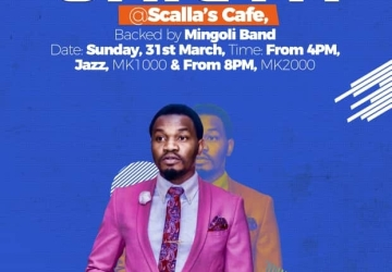Scallas Cafe Music Show