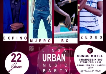 Linga Urban Music Party