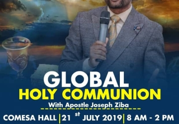 Global Holy Communion