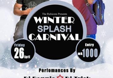 The Winter Splash Carnival